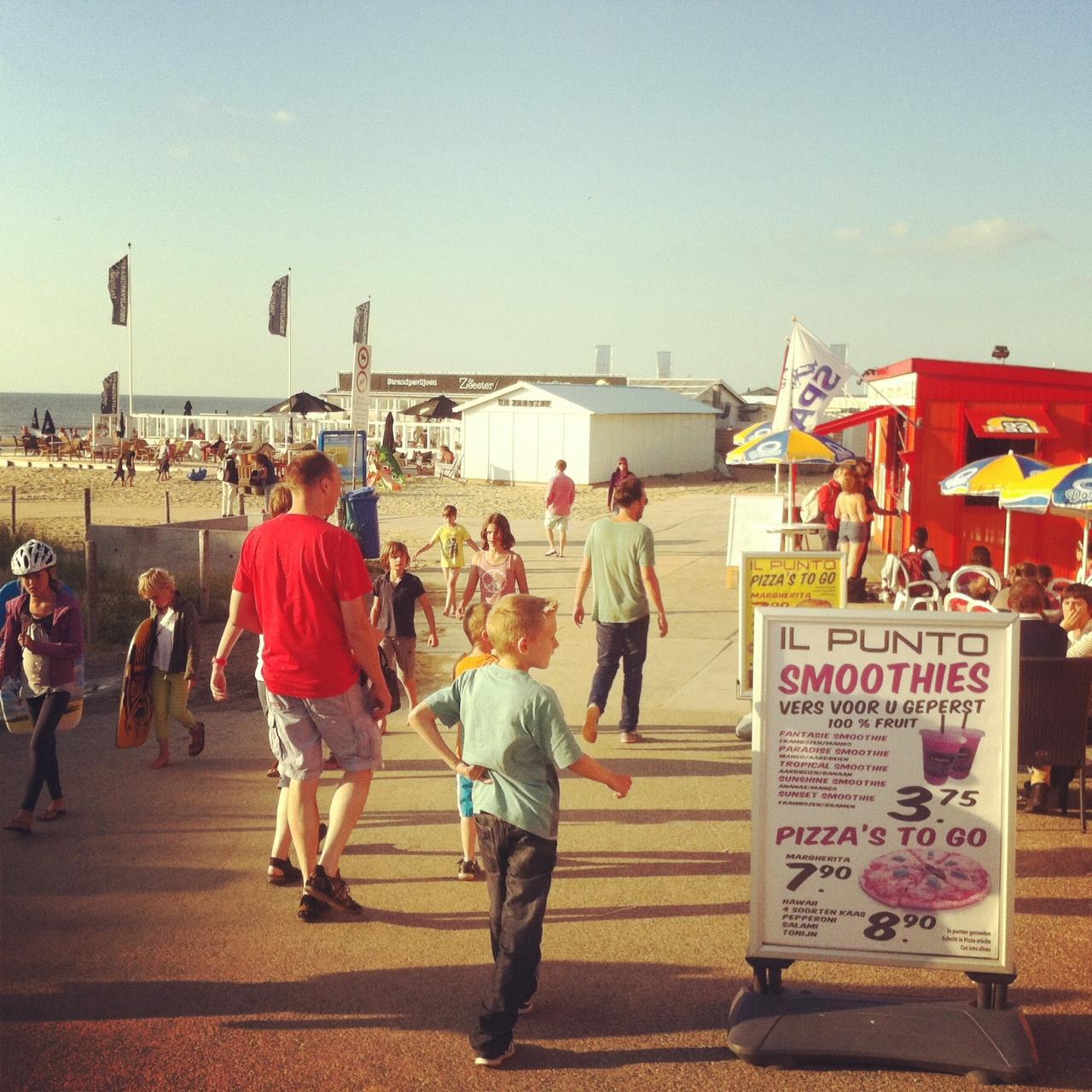Ein Tag am Meer – Badespaß & Sundowner… auf nach Holland / Wassenar