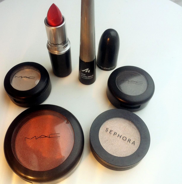 Meine absoluten Make-up Lieblinge // MAC, SEPHORA &  MANHATTAN