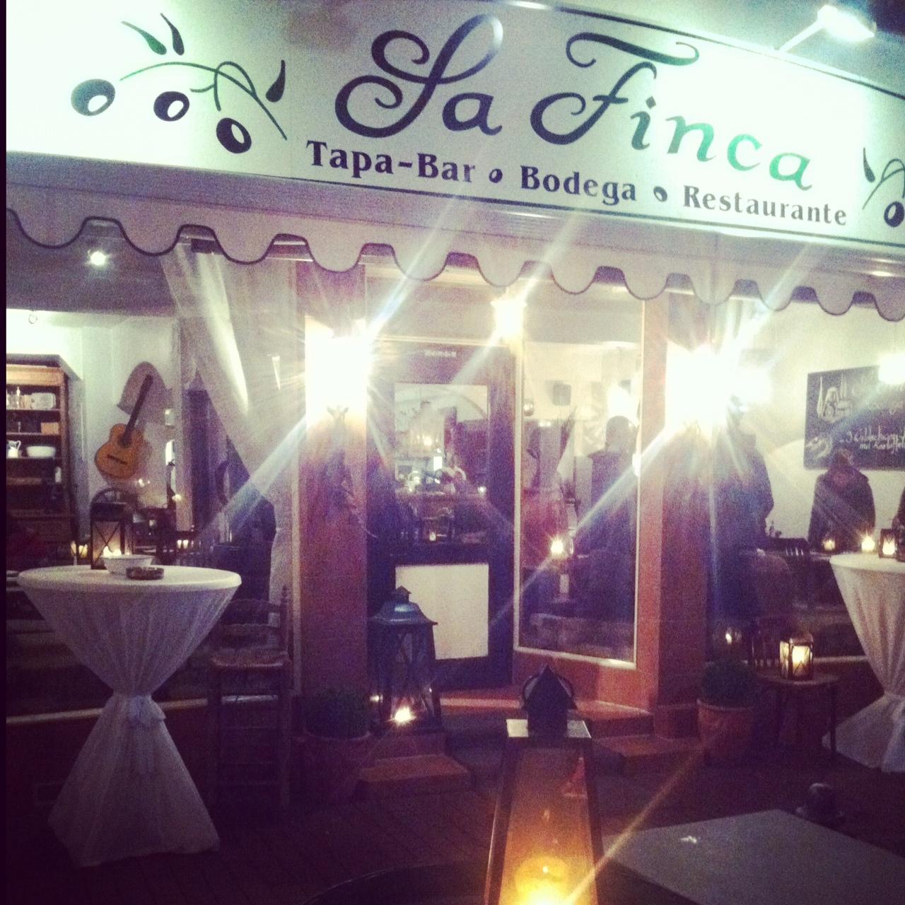 Tapas olé & viel Liebe zum Detail // SA FINCA in BEUEL