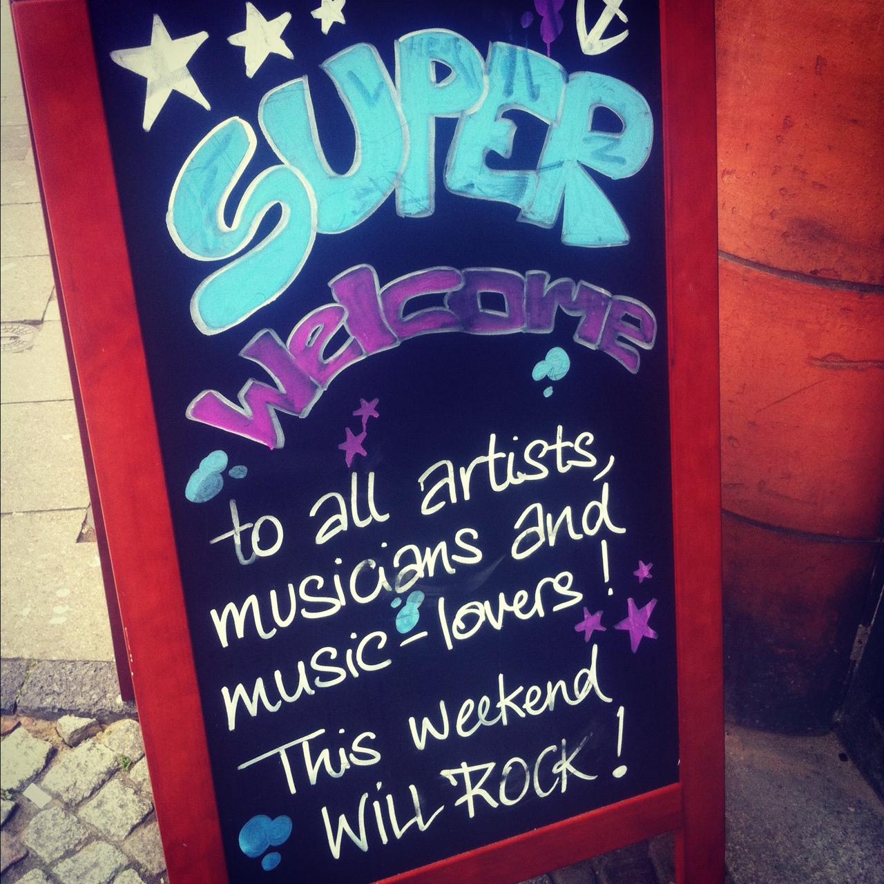 Die macht wirklich ihrem Namen Ehre – die RockStar Suite // SUBERBUDE IN HAMBURG