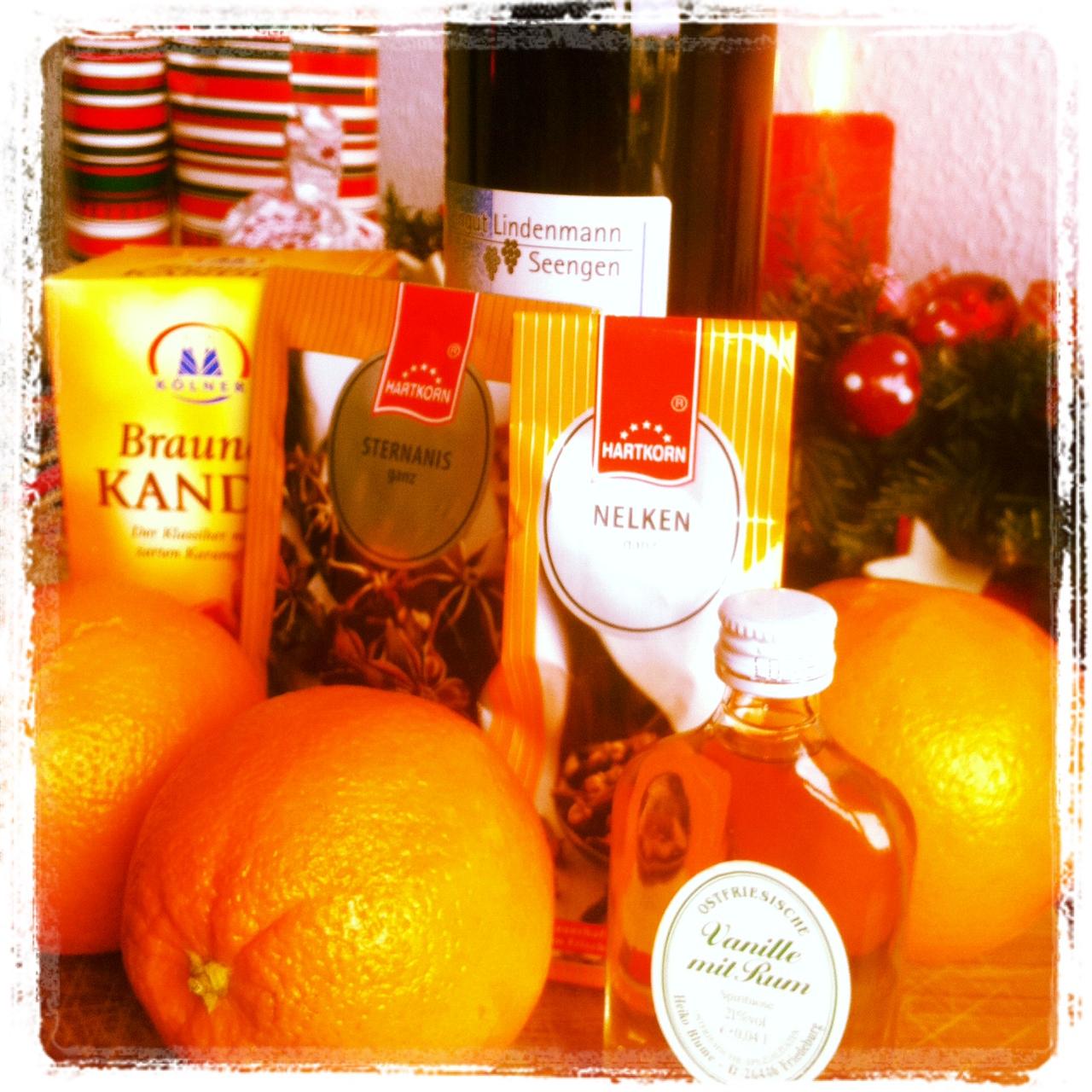 Winterwunderland am 2. Advent // Wir machen Zimtsterne, Glühwein, Apfelpunsch & eine Wichtel-Tombola