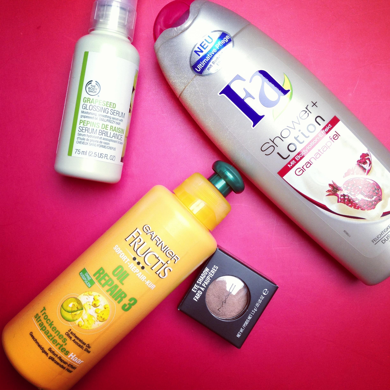 Ich liebe Samstage & und ich liebe Beauty-Shopping // MissBB's Neuheiten