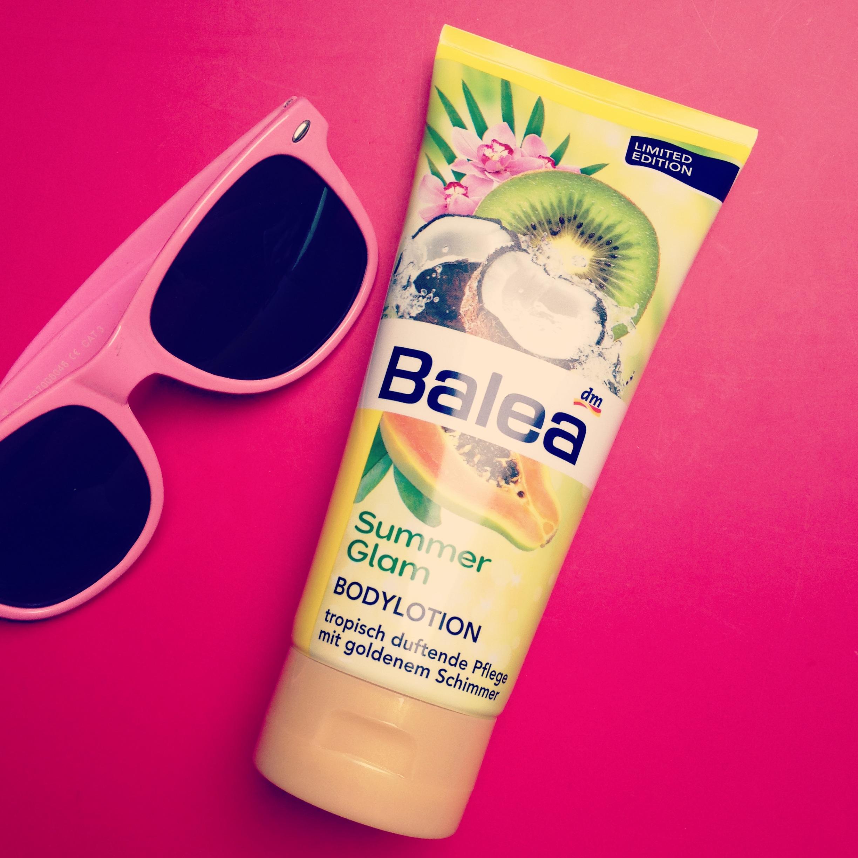 Beauty-Alarm *der Sommer ist auch bei den Limited Editions angekommen // Summer Glam von Balea