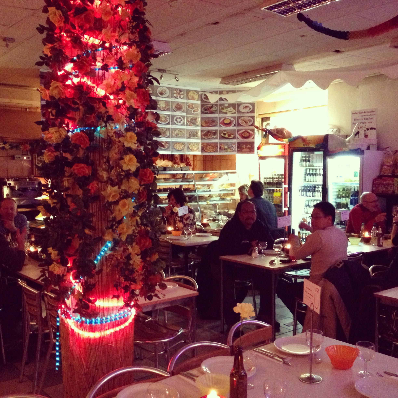Essen im spanischen Supermarkt // So cool hättet ihr Euch das nicht vorgestellt! Der Spanier in der Bonner Altstadt