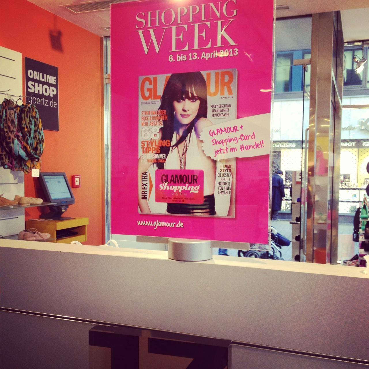 Glamour Shopping Week 2021 Shops