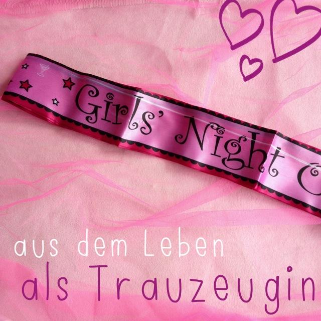Chroniken einer Trauzeugin // Aus dem Leben als Verbündete der Braut