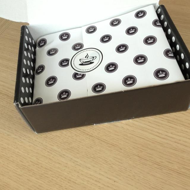 Eine Überraschungsbox voller Tee // Tee-Abo von Cuppabox