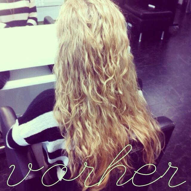 Mein Versprechen eingehalten // MissBB als Azubi-Haarmodel bei Hagemann Hair & Beauty