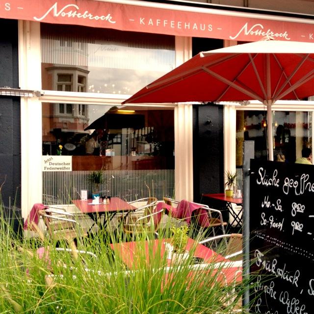 Unser 2. Bonner Bloggertreffen im Kaffeehaus mit Geschichte // Das Kaffeehaus Nottebrock in Bad Honnef