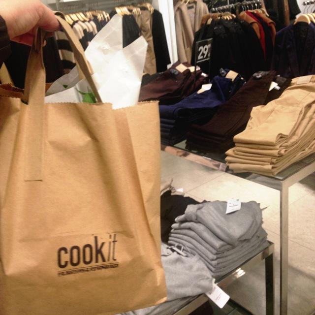 Ein Kürbis-Zimt-Risotto und ein Pilz-Bergkäse Risotto bitte! // So einfach kocht's sich Zuhause mit Cookit!