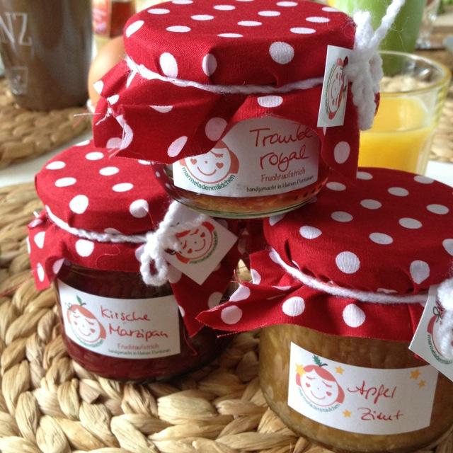 Es wird weihnachtlich // Die Marmeladentesterin hat ein neues Päckchen bekommen