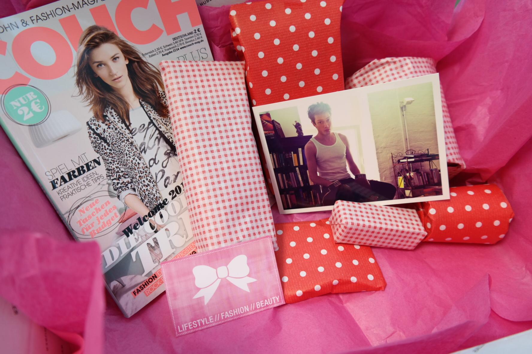 Lovelylicious Box No 3 // Winterlicher Boxentausch unter Bloggerinnen
