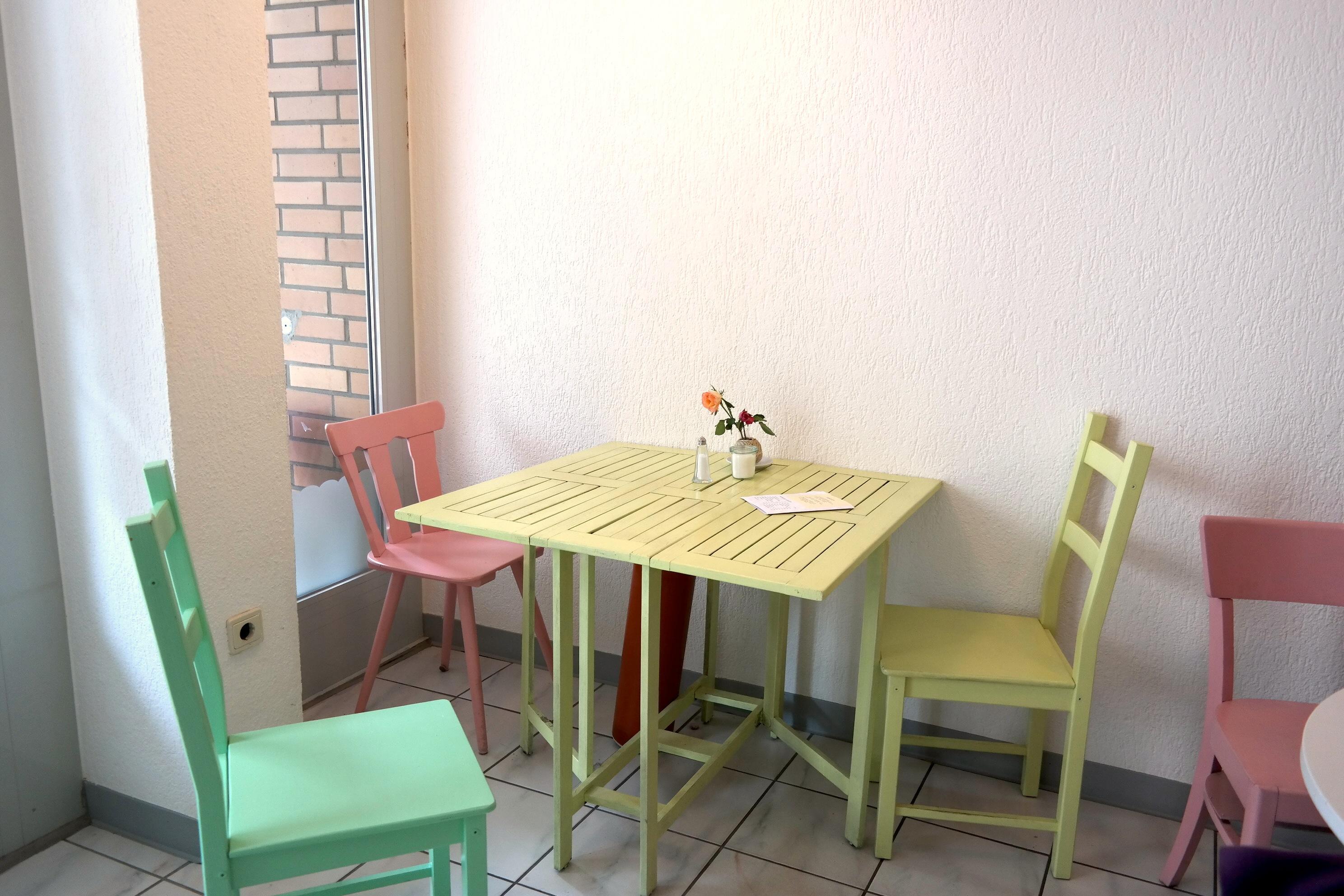 Auf Süßes in den Fuchsbau / Kleines neues Café in Beuel mit Cupcakes