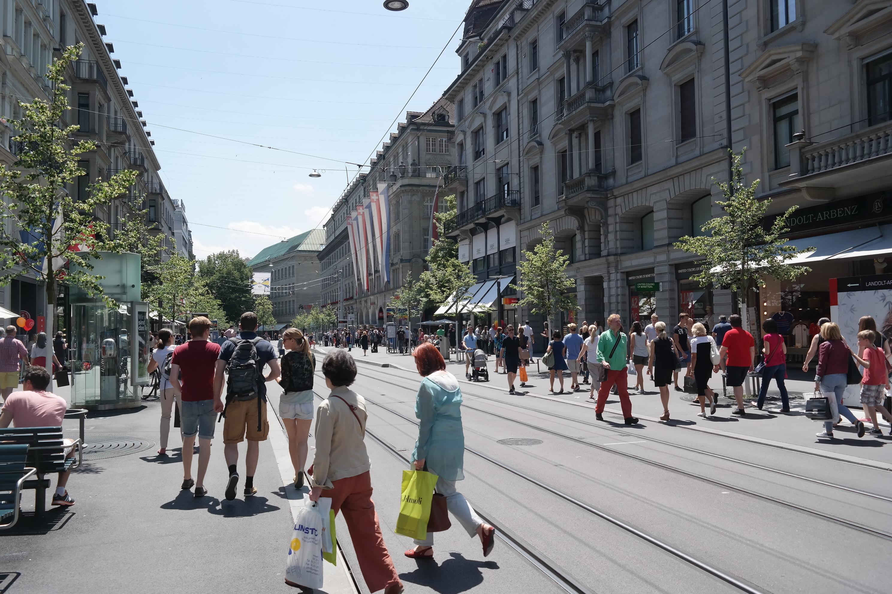 """Ein Wochenende in Zürich // Bei 30°C den Tag """"ein bisschen wie im Film"""" genießen…"""