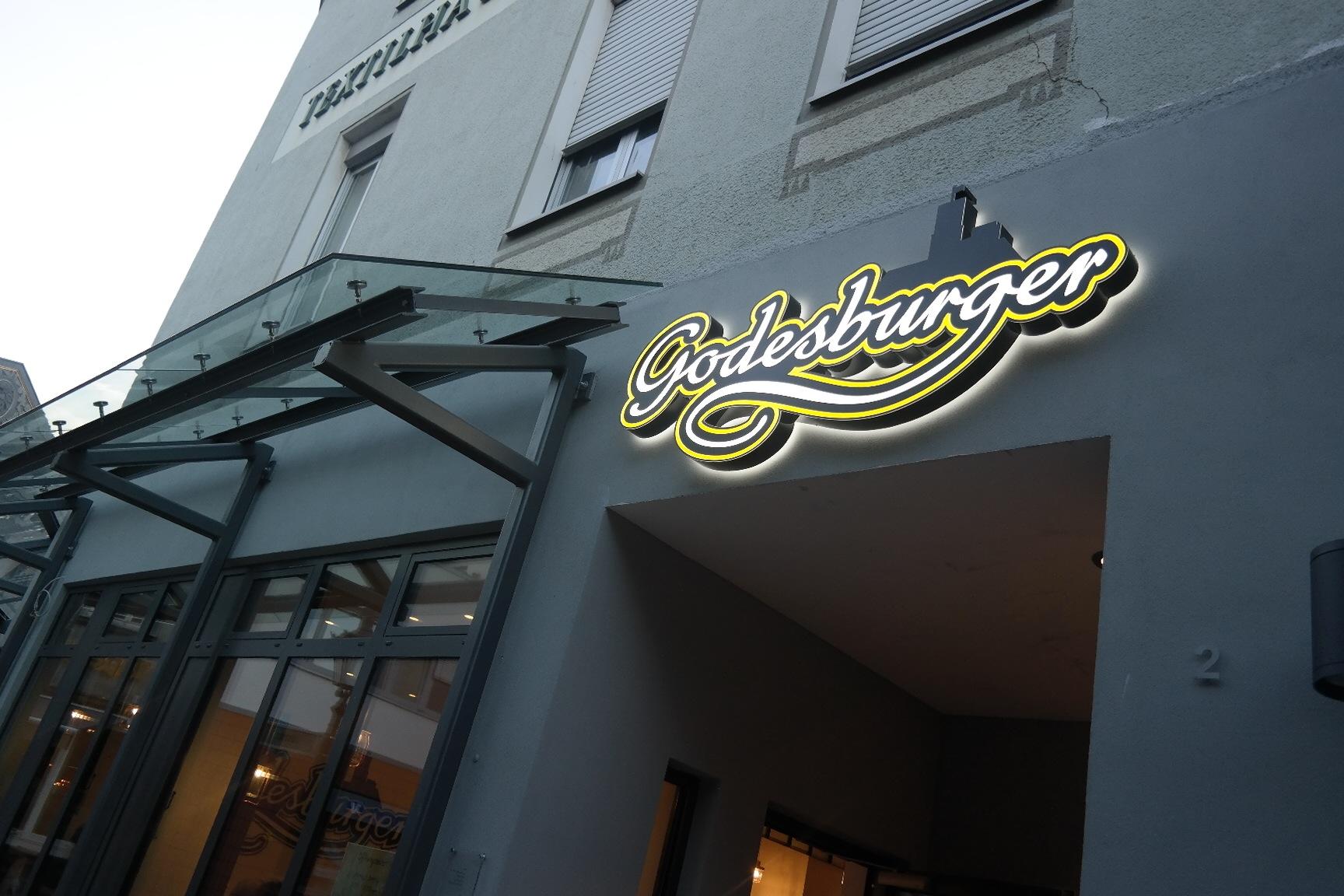 """Ganz schön """"soziale"""" Burger – beim """"Godesburger"""" in… Na, in Bad Godesberg"""