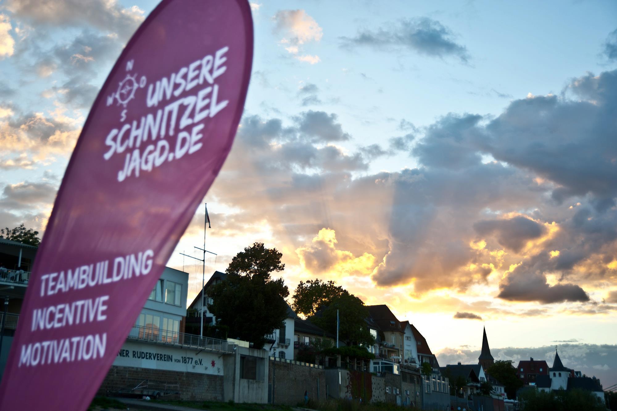 Im Oktober schon was Abenteuerliches mit tollen Bonnern vor? // UnsereSchnitzeljagd ist wieder in Bonn