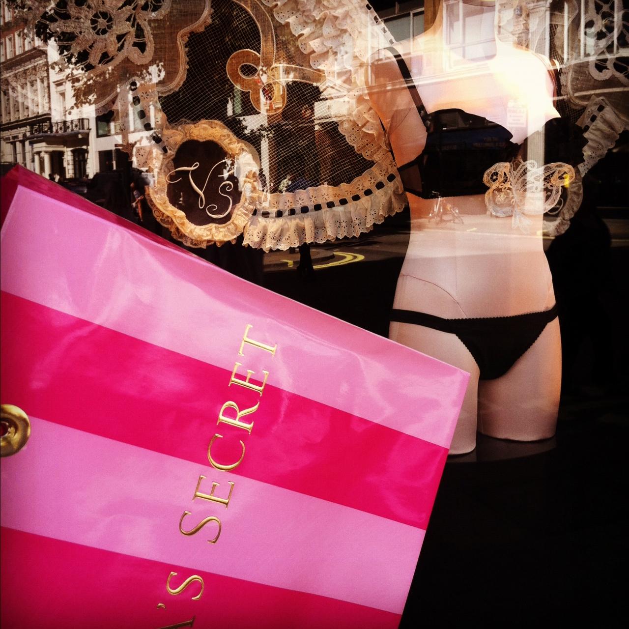 OMG! London ist das neue New York / Victoria's Secret gibt's nun auch 1 Flugstunde entfernt von uns