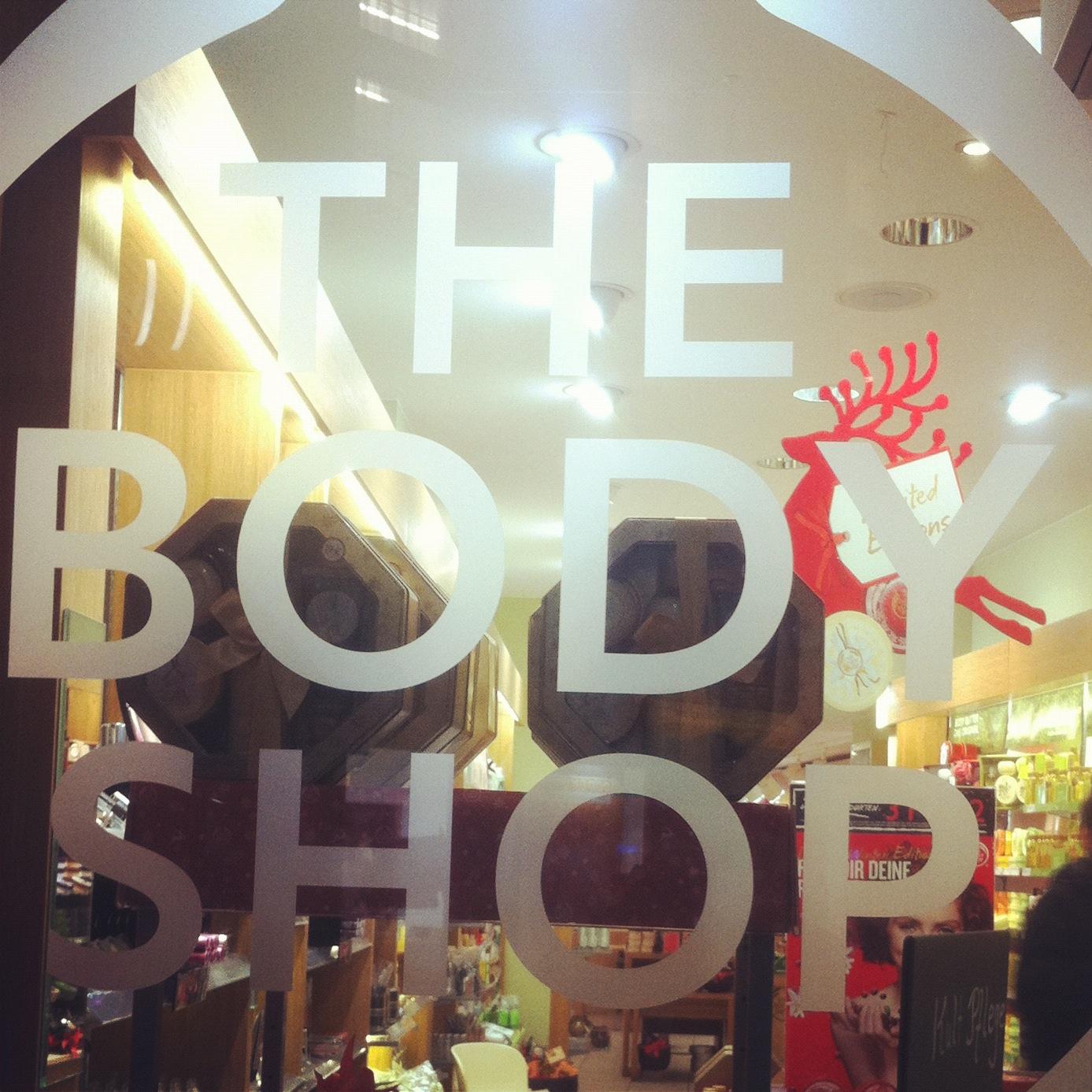 Liiiiieblingsprodukteeeeee!!!! Weihnachten auf der Haut // Die Body Shop Weihnachtskollektion
