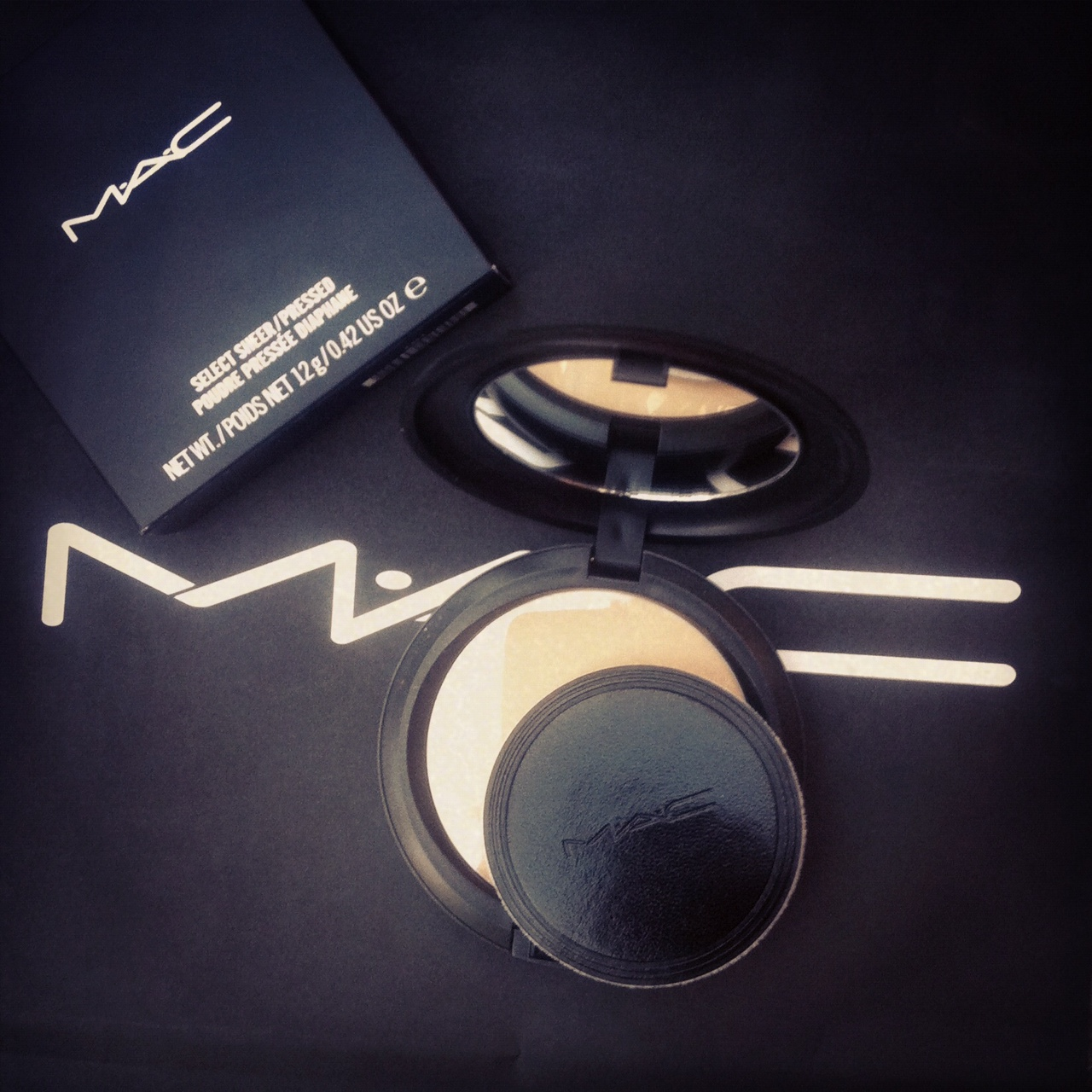Liebliiiiingsprodukteeeee!!! // MAC SELECT SHEER PRESSED POWDER