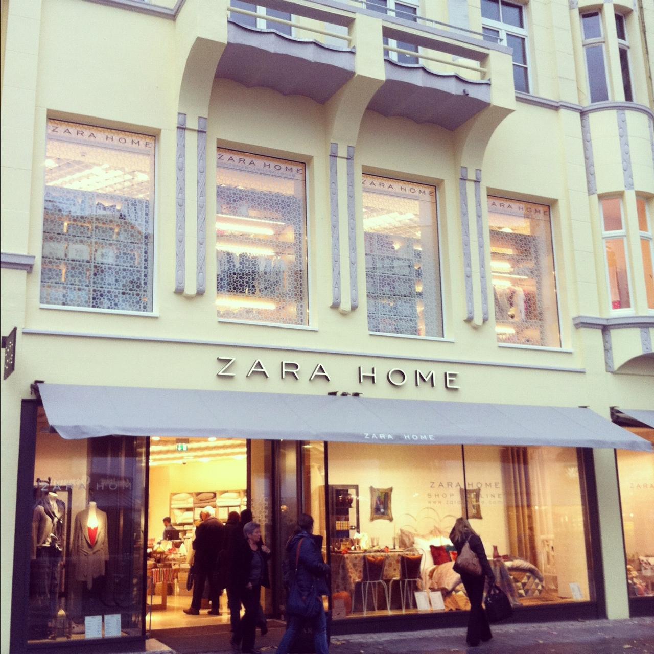 Endlich: Willkommen in Bonn // ZARA Home hat geöffnet