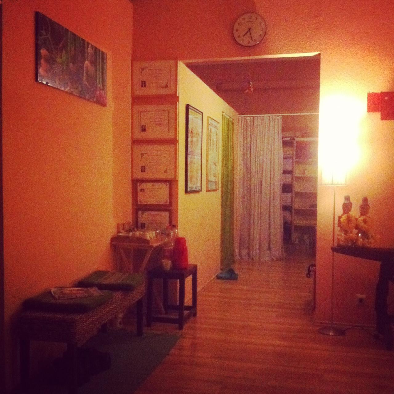 Thai Massage die Zweite… Entspannung pur // daurüang Thai Massage in Beuel