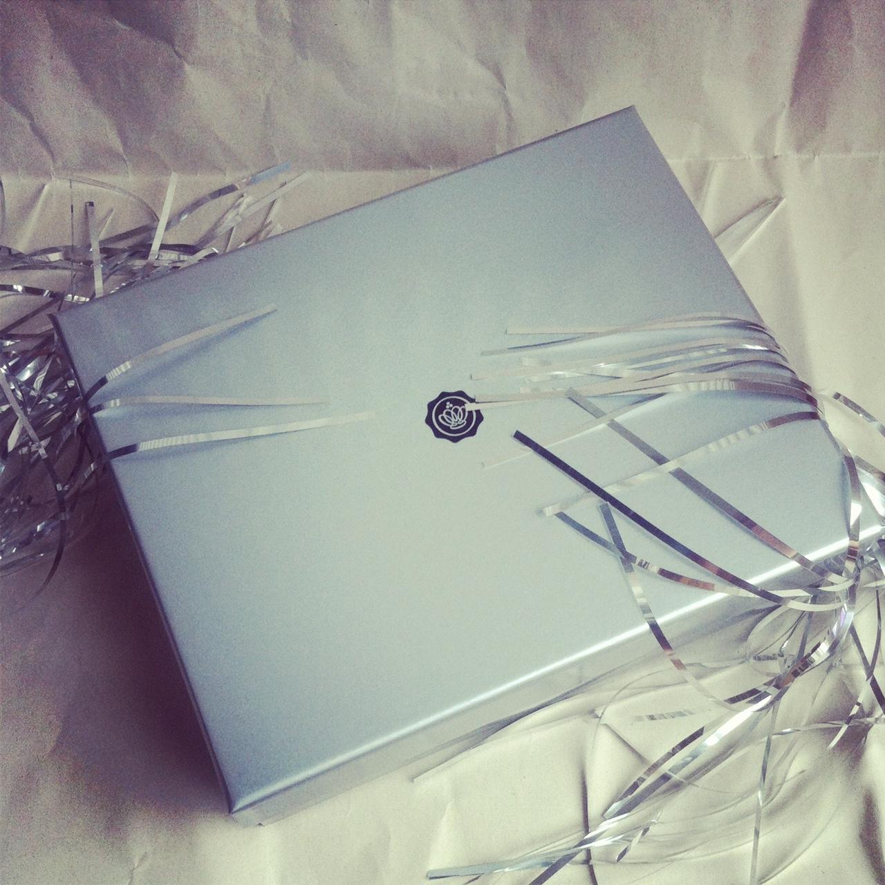 Sternchen, Glamour & Sich-Selbst-Was-Schenken // Die Glossybox Bejeweled-Edtion Dezember 2012