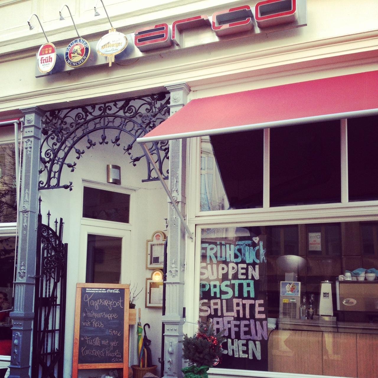 Unsere Frühstücks-Surprise beim Shoppen // Frühstück für 2… oder 3… im ARCO in Bonn
