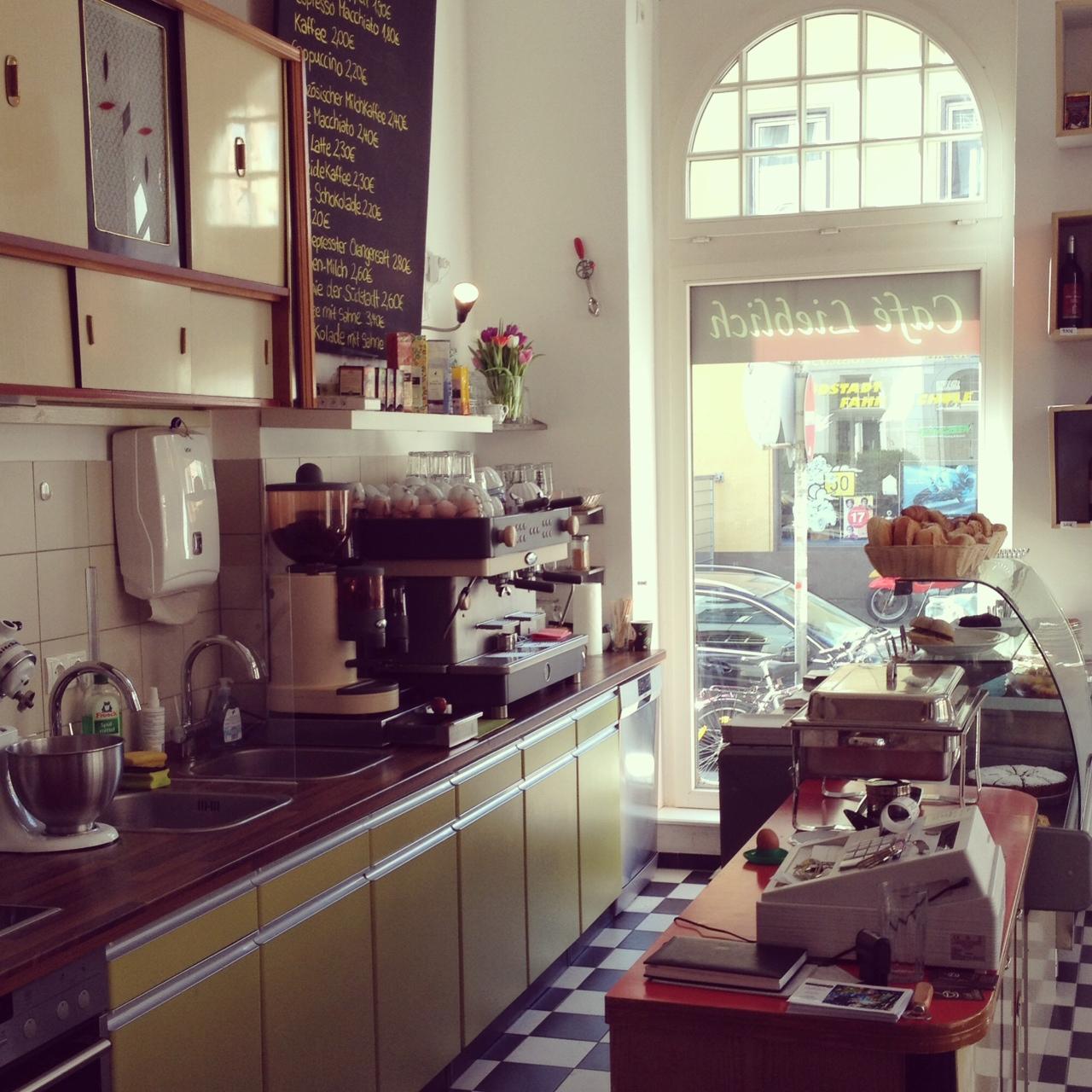 Frühstück Wie Bei Der Tante Einer Besten Freundin Das Café