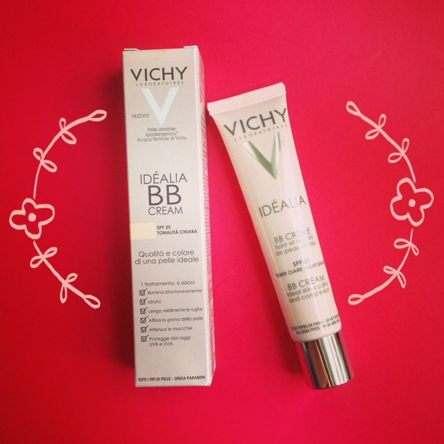 Das hätte ich nie gedacht… vom Make-up zur BB Cream // MissBB mag die Vichy Idealia BB Cream