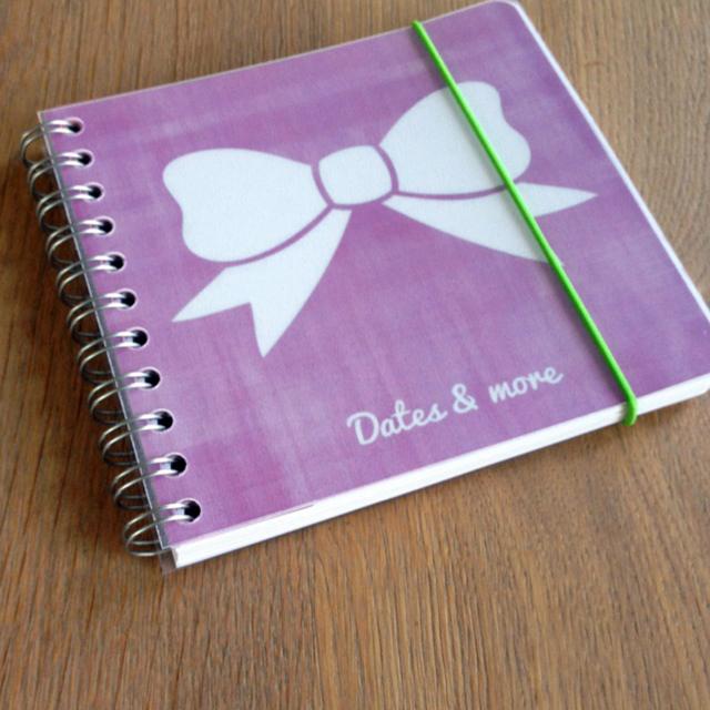 I love Customizing – mein selbst gestalteter Kalender & Eure Gewinnchance!