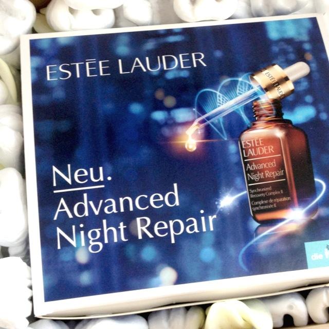 Schöner und noch jünger im Schlaf :) // Zu schön um wahr zu sein? MissBB testet das Estée Lauder Advanced Night Repair II