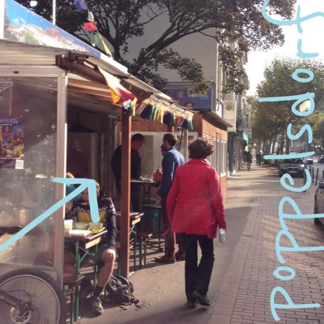 Auf ein Essen in den fernen Osten // Tibet Imbiss in Poppelsdorf