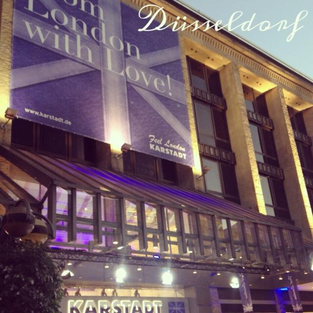 Topshop goes Karstadt Düsseldorf // Von der Eröffnungsparty, Fritz Kalkbrenner und einer ganzen Menge Models
