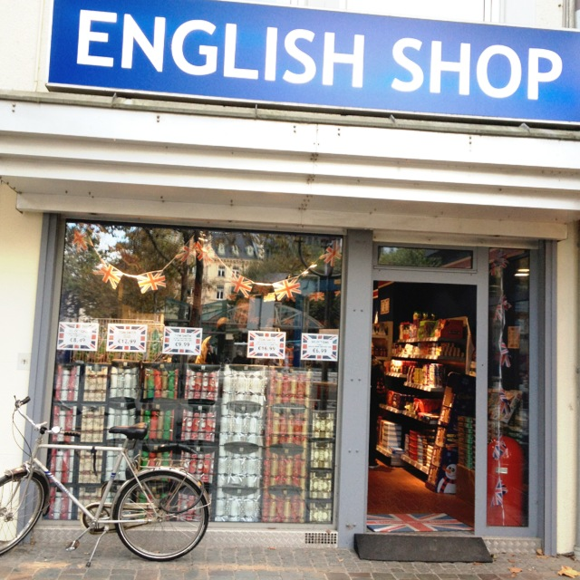 Zurück ins Studium // MissBB war heute im English Shop in Bonn