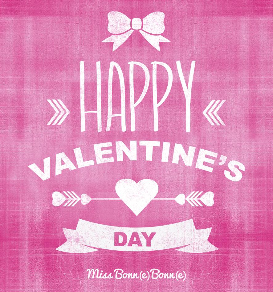 Auf den Tag der Liebe