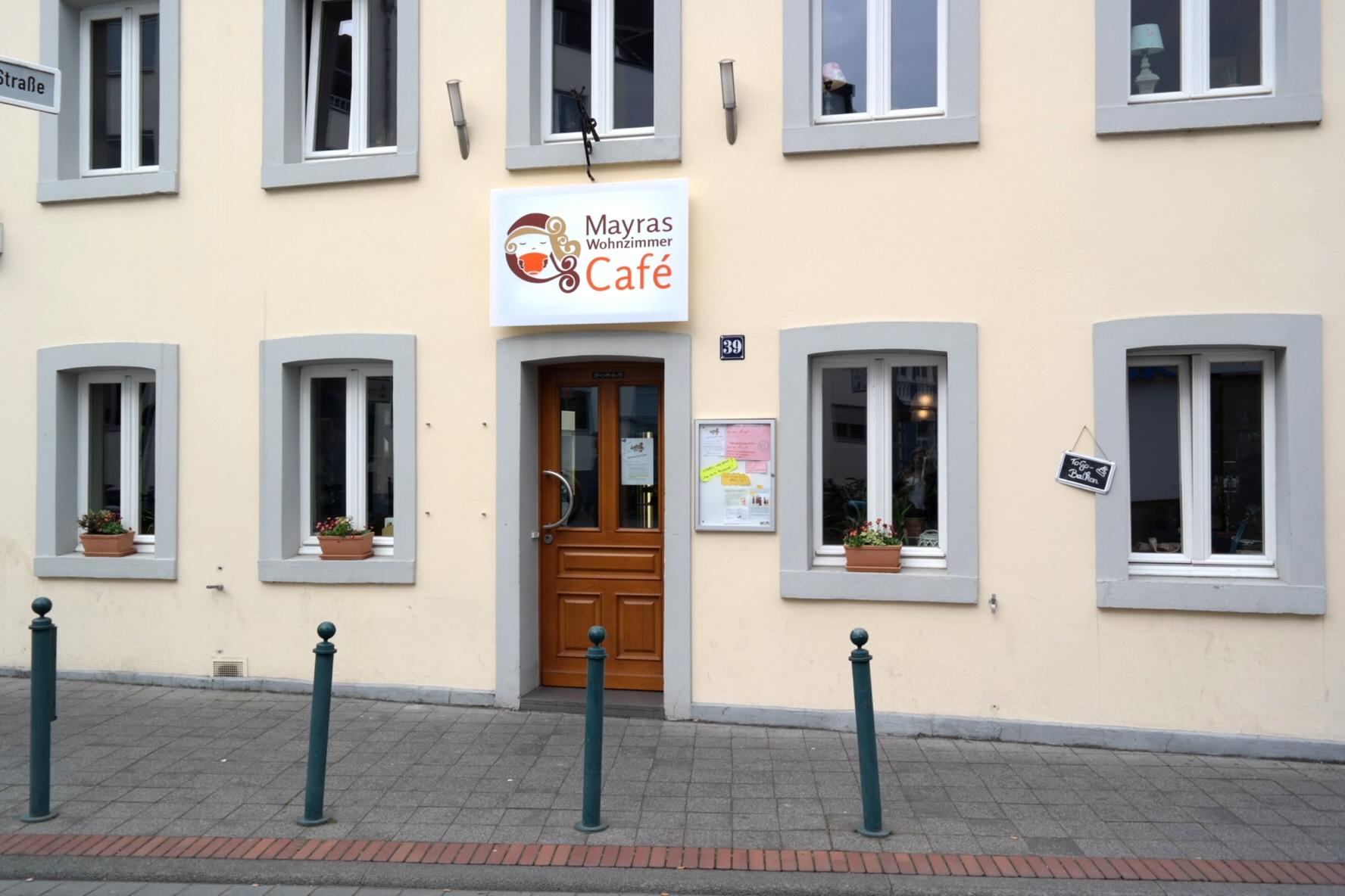 """Bei Mayra im Wohnzimmer… // Familiencafé & """"Mädels-Café"""" in Beuel"""