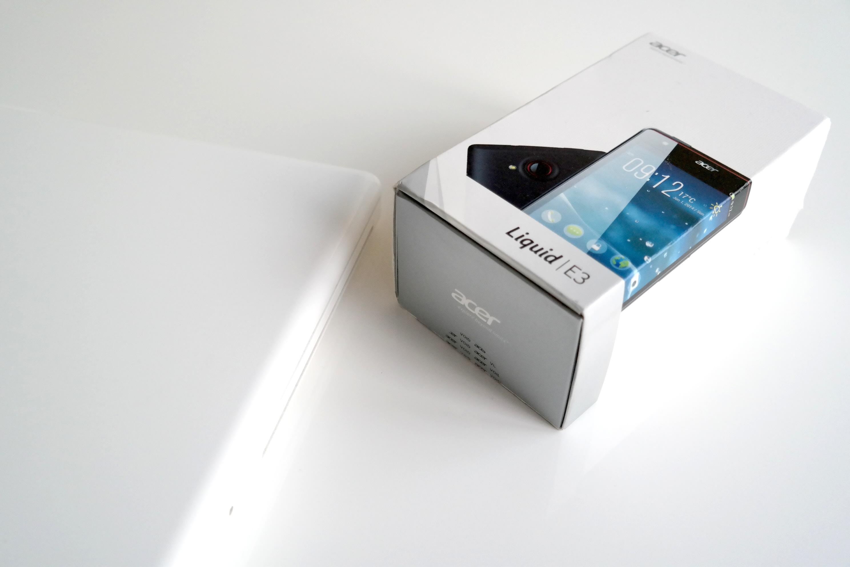 Liebes Tagebuch… was ich alles am Wochenende erlebt habe / Documented beim neuen Acer Liquid E3
