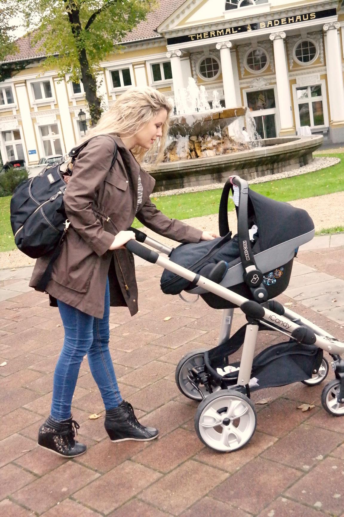 On tour mit dem Baby – Hallo Welt!
