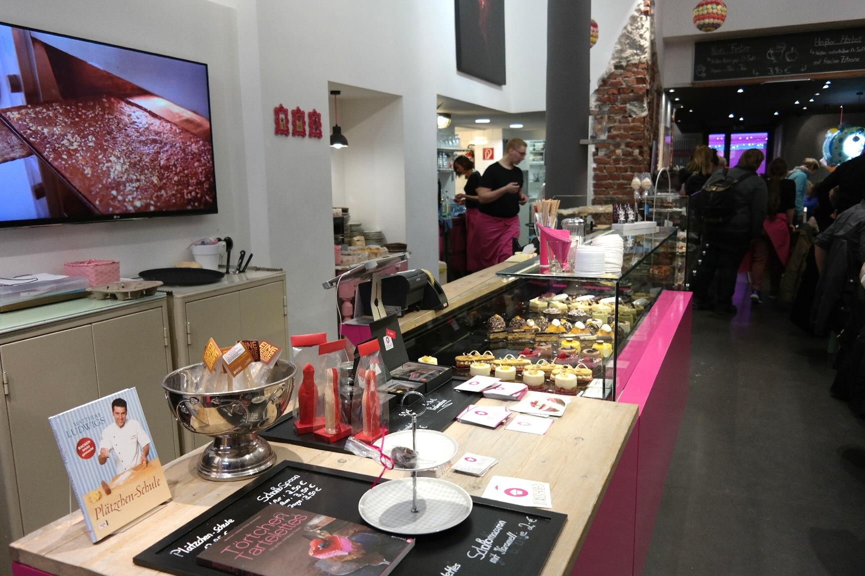Auf Törtchen (und Kuchen) ins Kölner Törtchen Törtchen