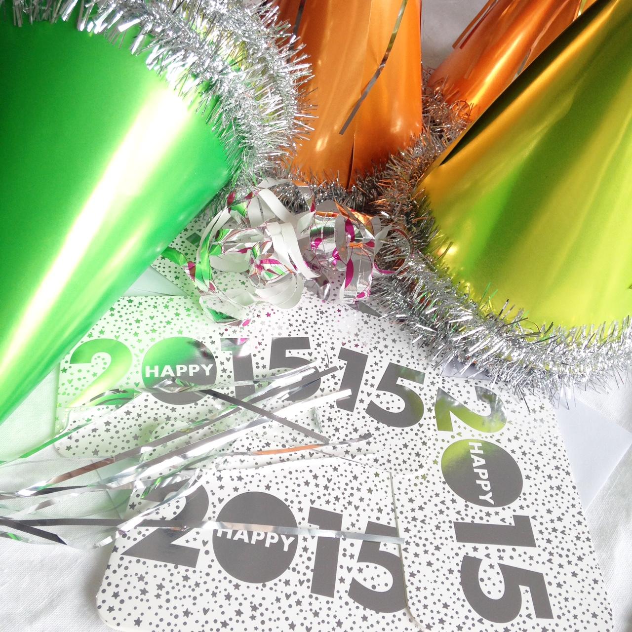 Welcome 2015 – ich glaube, du wirst großartig!
